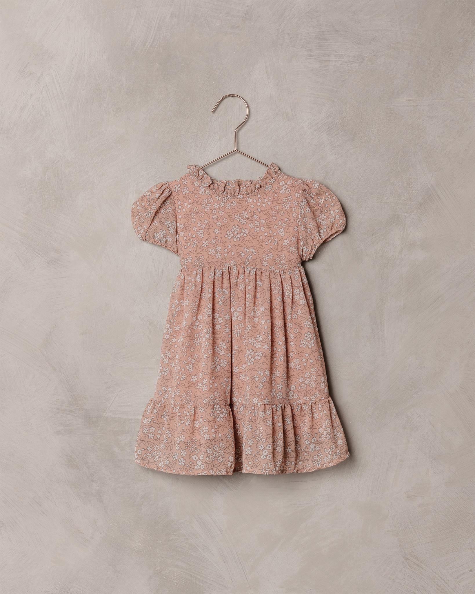 Noralee Wendy Dress - Rose Fleur