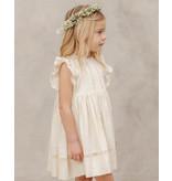Noralee Isla Baby Dress - Ivory