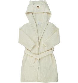 Albetta Bear Muslin Robe