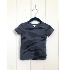 Splendid Blue Camo Tee