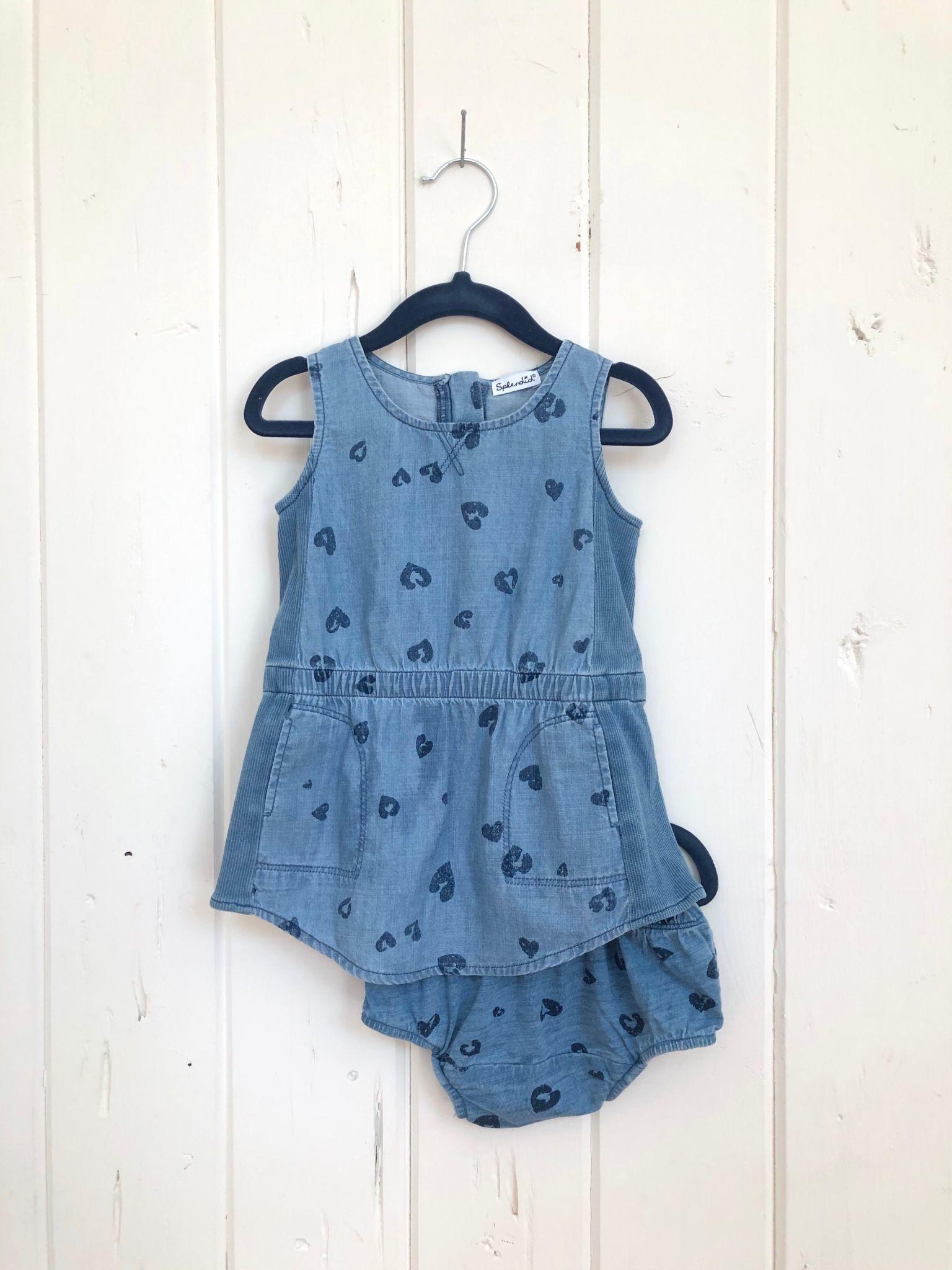 Splendid Leo Love Baby Dress