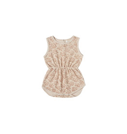 Rylee & Cru Flower Outline Playsuit