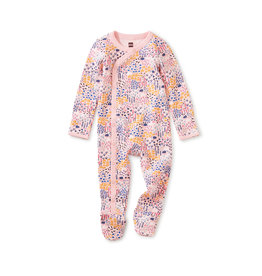 Tea Collection Footed Baby Romper