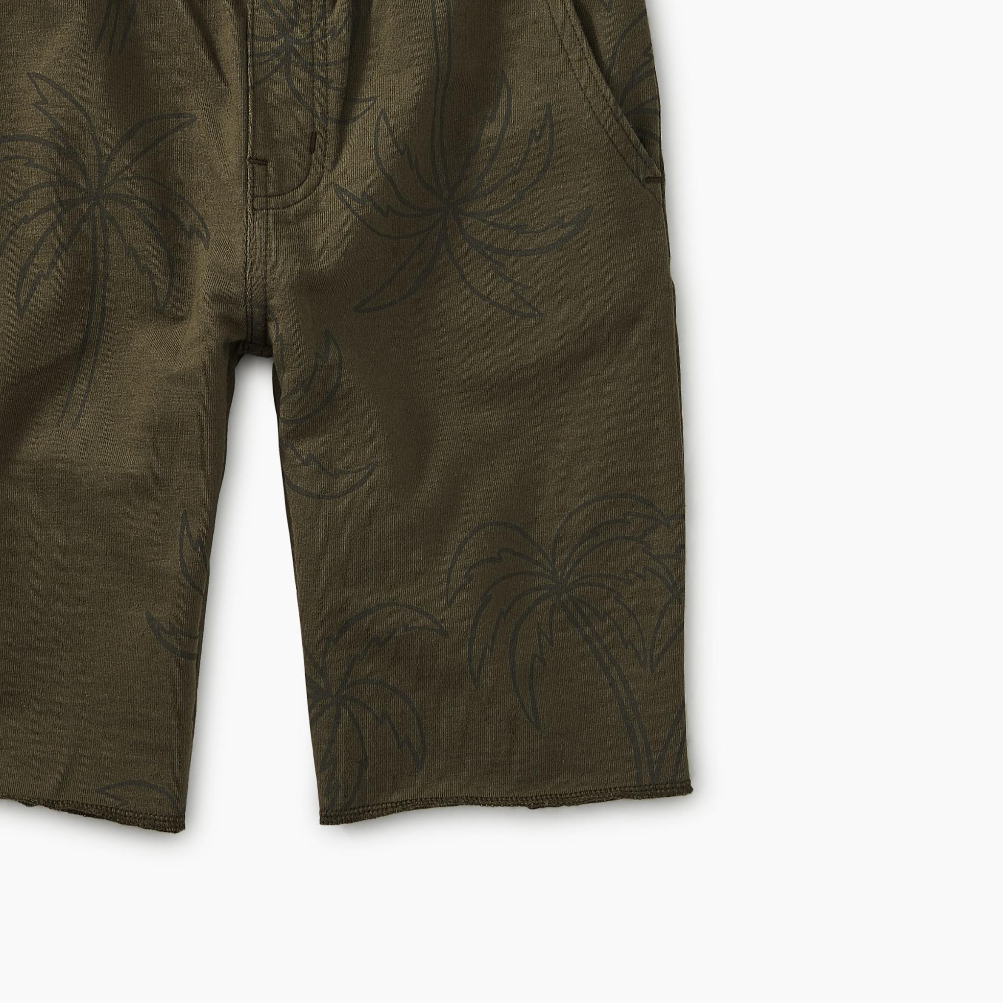 Tea Collection Balmy Palms Shorts