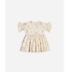 Rylee & Cru Secret Garden Babydoll Baby Dress