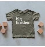 Gladfolk Big Brother Baby Tee