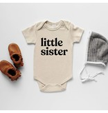 Gladfolk Little Sister Onesie
