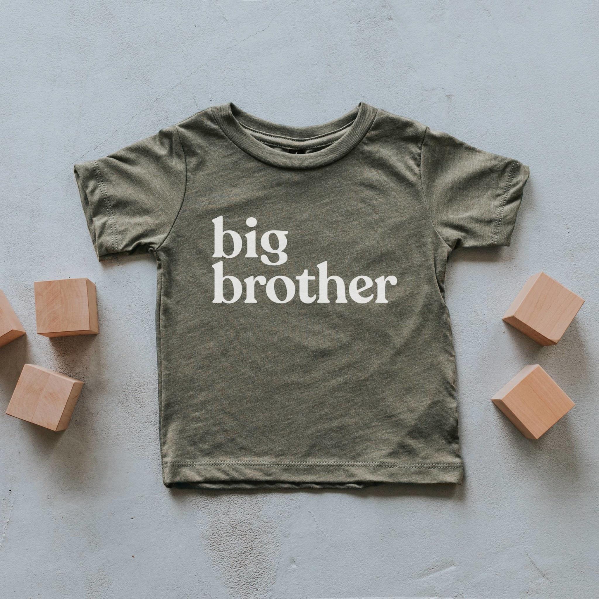 Gladfolk Big Brother Tee