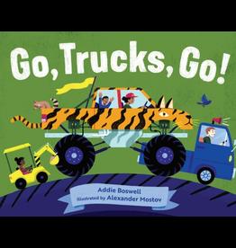 Penguin Random House Go, Trucks, Go!