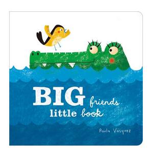 Gibbs Smith Books Big Friends, Little Book