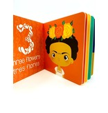 Gibbs Smith Books Counting with Frida