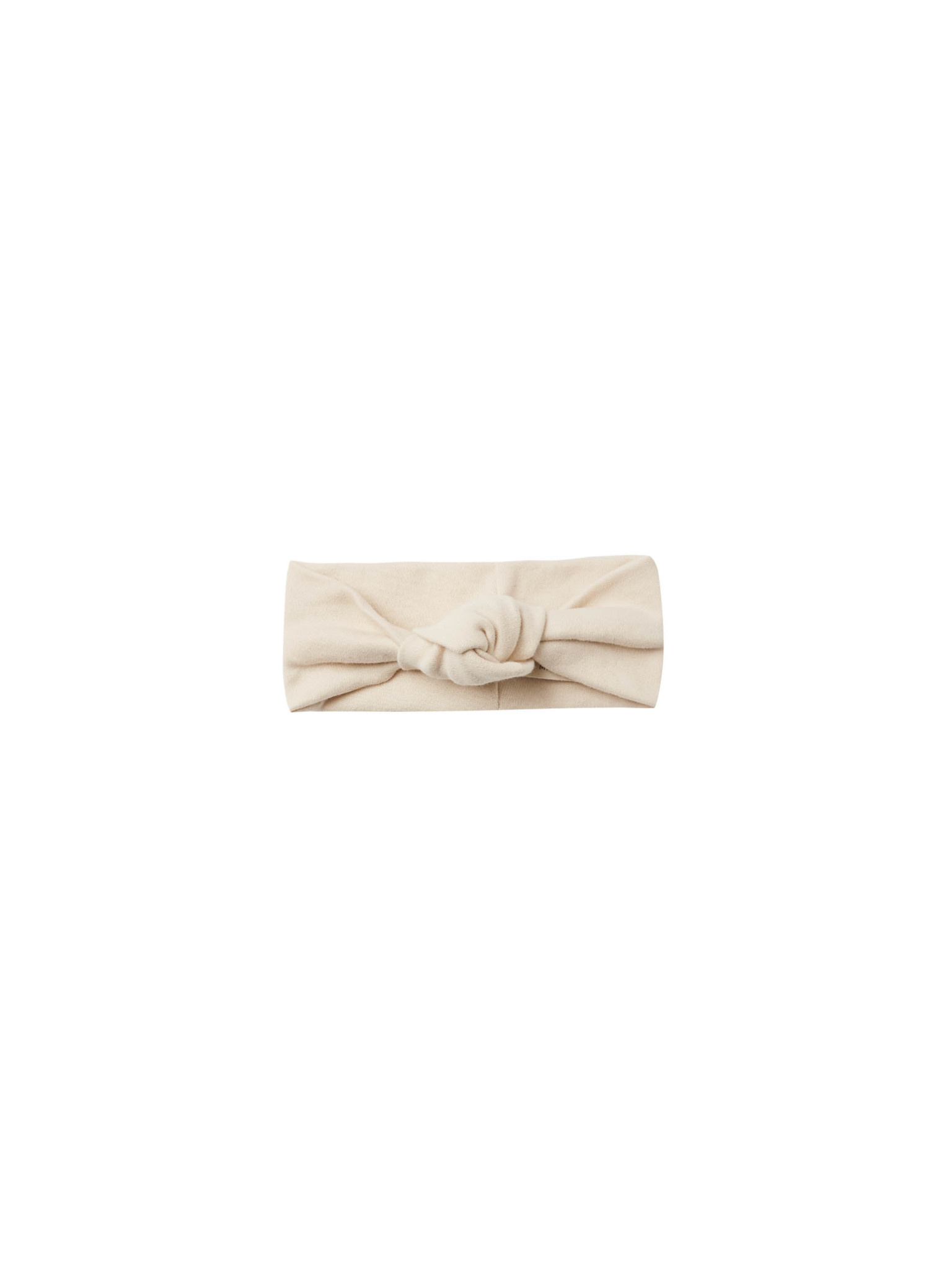 Quincy Mae Knotted Headband - Natural