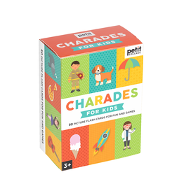 Petit Collage Charades for Kids