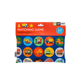 Petit Collage Matching Game - Construction