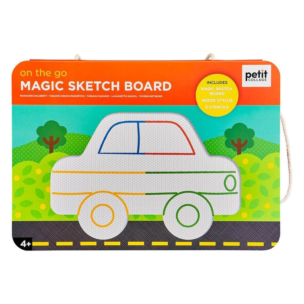 Petit Collage Magic Sketch Board - On the Go