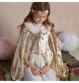 Meri Meri Gold Sparkle Cape