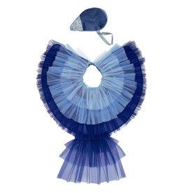Meri Meri Blue Bird Cape Dress Up, 3-6 yr