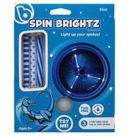 Brightz Spin Brightz Kidz - Blue