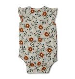 Loulou Lollipop Bodysuit - Flower Vine