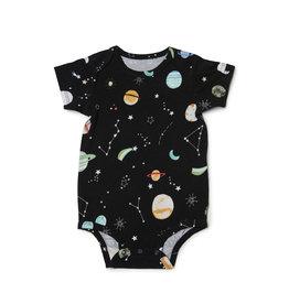 Loulou Lollipop Bodysuit - Planets