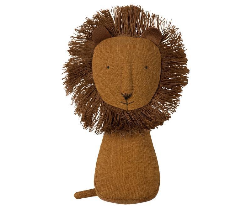 Maileg Lion Rattle - Noah's Friends