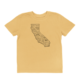 Feather 4 Arrow Golden State Vintage Tee