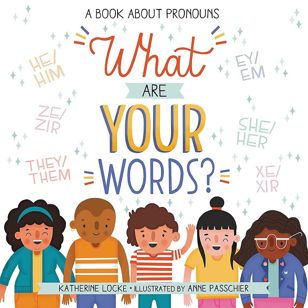 Hachette What Are Your Words?