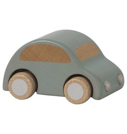 Maileg Wooden Car - Light Blue