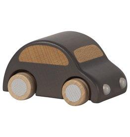 Maileg Wooden Car - Anthracite