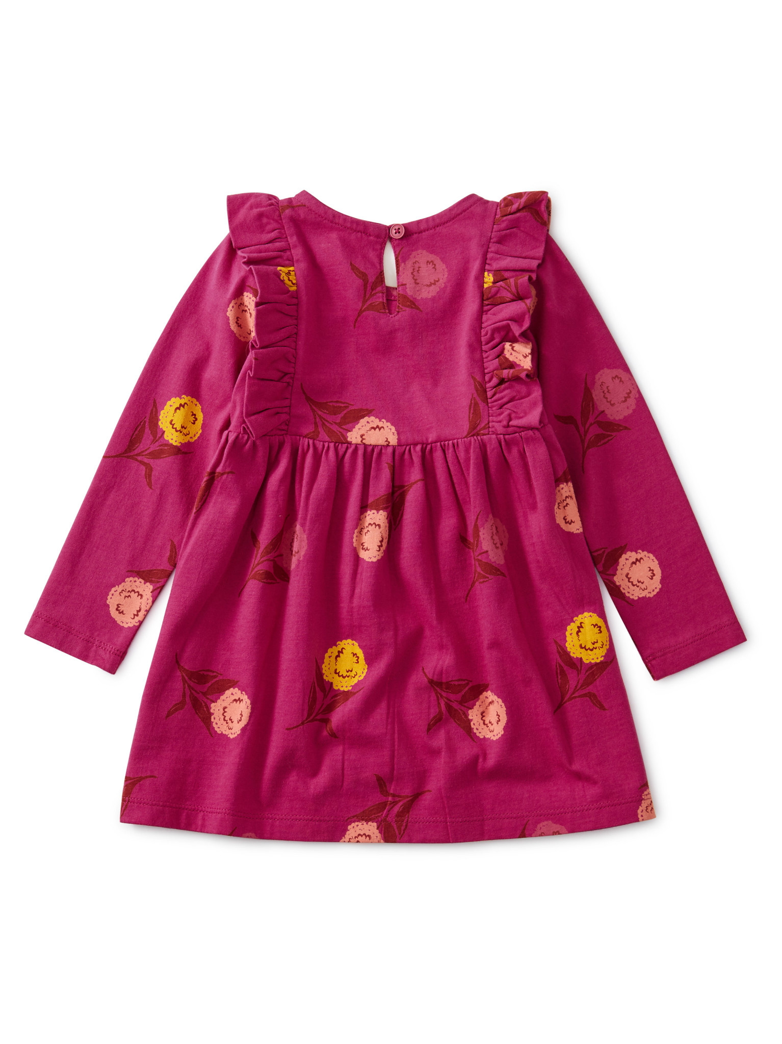 Tea Collection Festival Ruffle Baby Dress