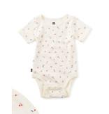 Tea Collection Baby Bodysuit - Ginja