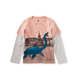 Tea Collection Monster Graphic Tee