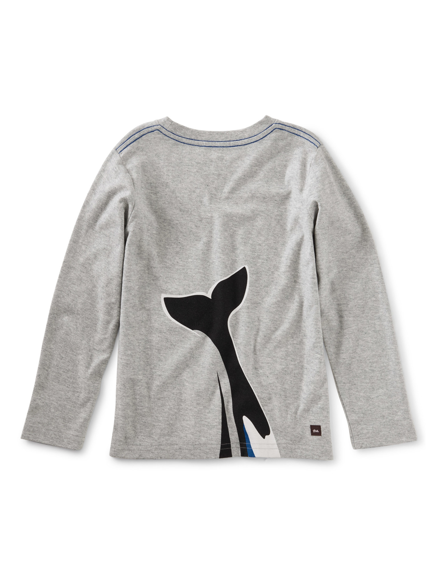 Tea Collection Orca Waves Graphic Tee