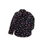 Tea Collection Button Up Shirt - Swedish Fish
