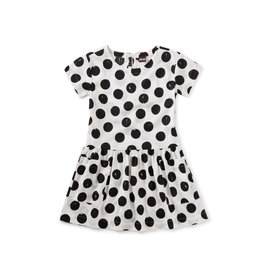 Tea Collection Woven Pocket Dress - Stamped
