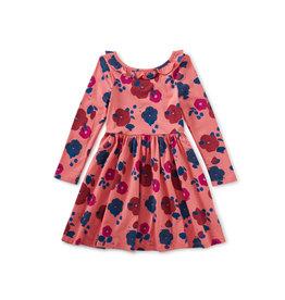 Tea Collection Midi Dress - Little Linnea