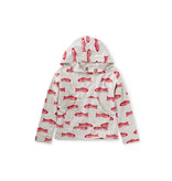 Tea Collection Front Pocket  Hooded Top - Fresh Fisk