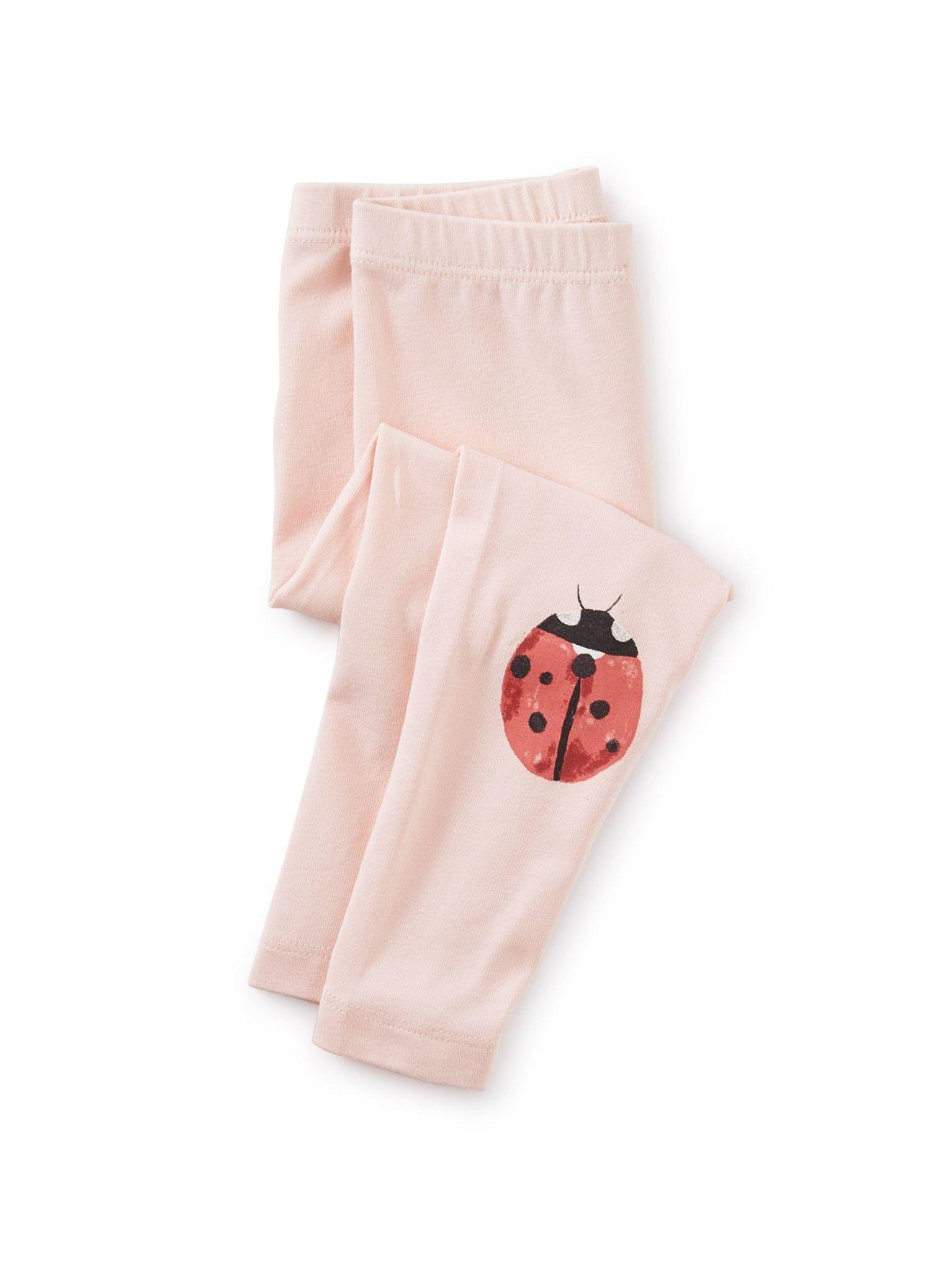 Tea Collection Ladybug Baby Legging