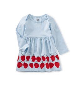 Tea Collection Strawberry Baby Dress