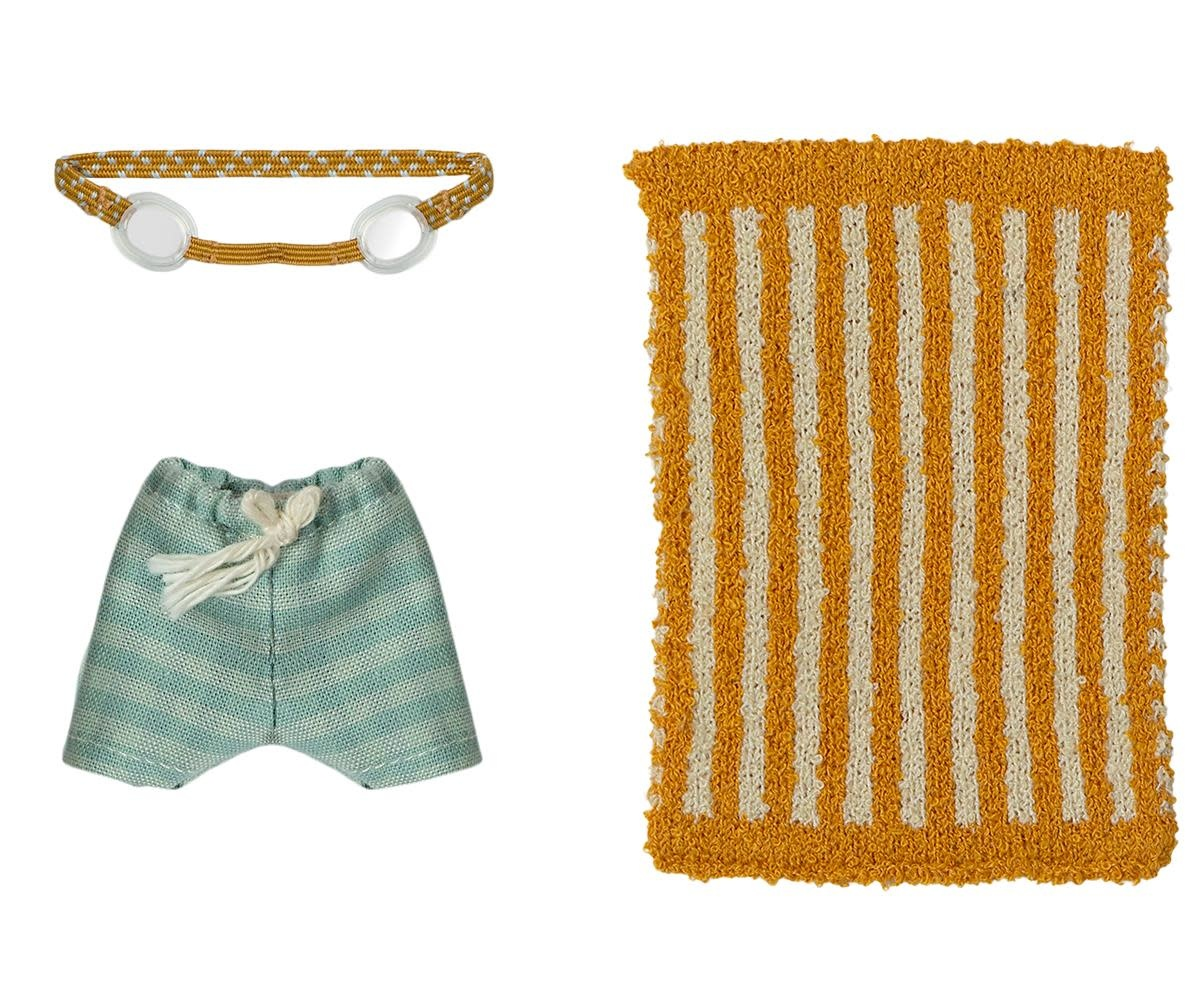 Maileg Beach Set- For Big Brother Mouse
