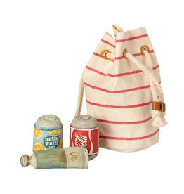 Maileg Bag  With Beach Essentials
