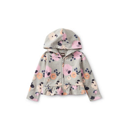 Tea Collection French Terry Baby Hoodie