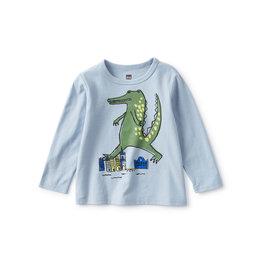 Tea Collection Baby Croc Tee