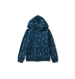 Tea Collection Blixt Bolts Hoodie
