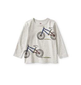 Tea Collection Baby Bikes Tee