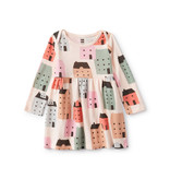 Tea Collection Baby Dress - Stockholm