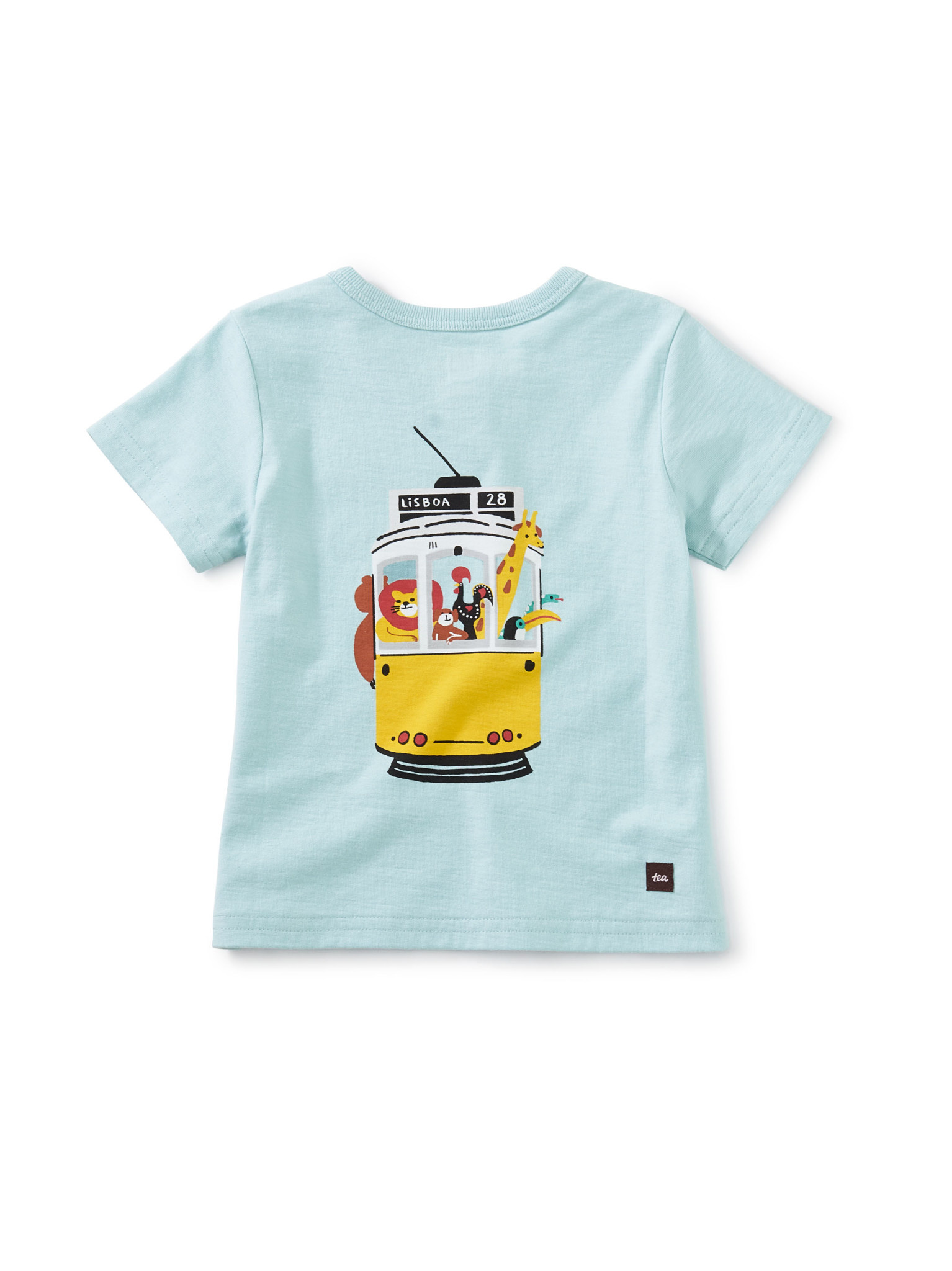Tea Collection Martina Manyà Baby Graphic Tee