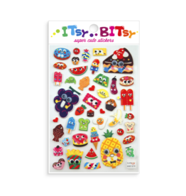 Ooly Itsy Bitsy Stickers - Googly Eyed