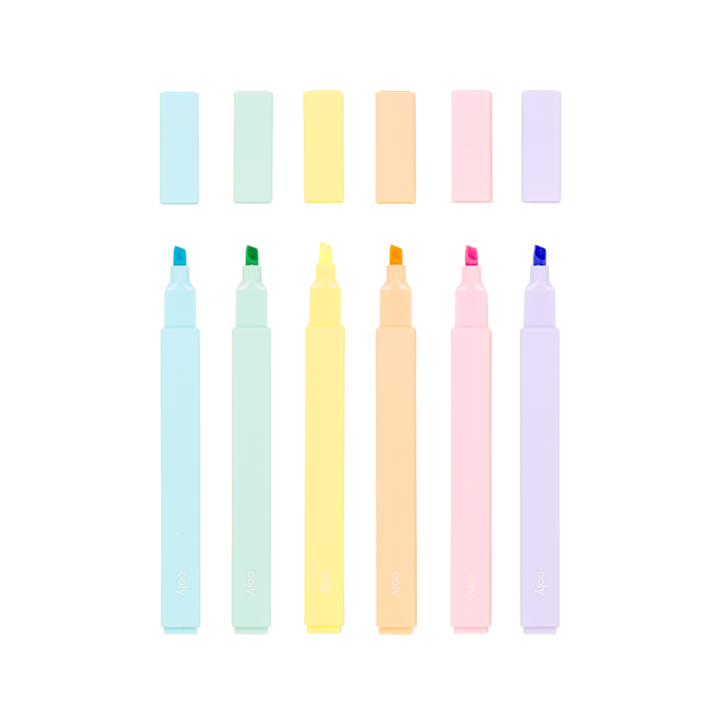 Ooly Color Block Highlighters