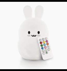 LumieWorld Lumipets LED Bunny Night Light with Remote